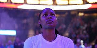Maya Moore-The Shift Image